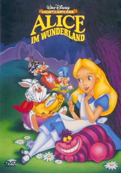 disney dvd spielfilme alice im wunderland. Black Bedroom Furniture Sets. Home Design Ideas