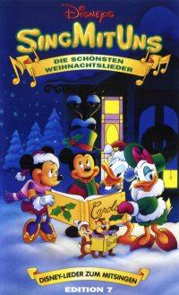 Disney Weihnachtslieder.Duckfilm De Video Veröffentlichungen Sing Mit Uns 7 Die