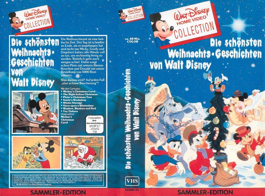 Die Schönsten Weihnachtsgeschichten Von Walt Disney Stream